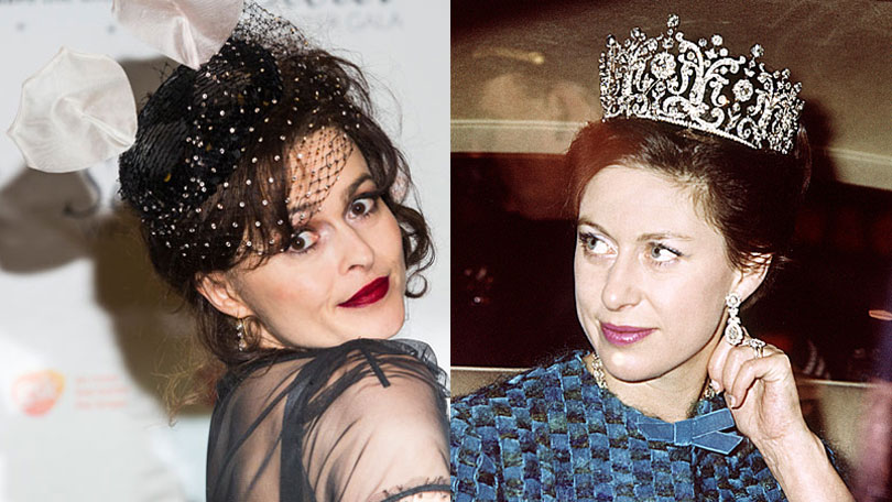 princess margaret helena bonham carter