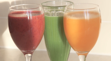 Here are 3 delicious juices to keep you healthy in winter