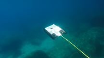Here is the underwater drone you've always wanted