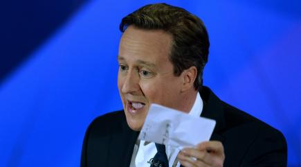 Here's a little more detail about that letter David Cameron keeps waving around