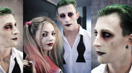 Here's how to expertly pull off The Joker as your Halloween costume