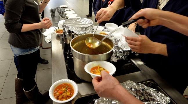 Here\'s why you might want to rethink volunteering at a soup kitchen ...