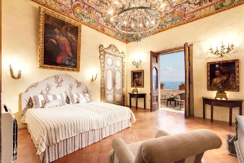 History bedroom