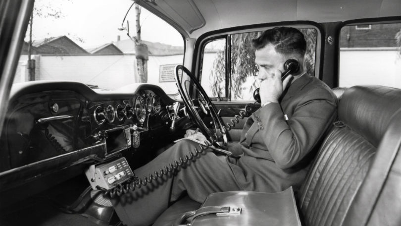 The History Of The Car Phone In The Uk And Beyond Bt
