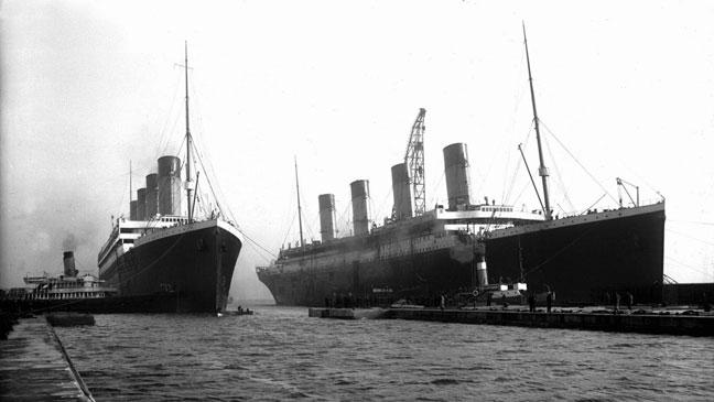 Hmhs Britannic What Happened To The Titanics Ill Fated Sister Ship