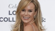 Amanda Holden has made her This Morning debut