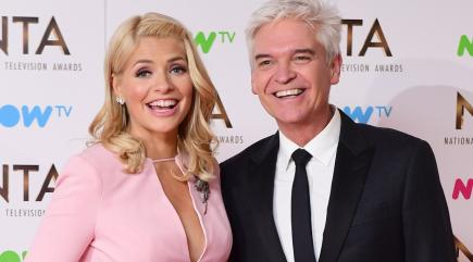 Phillip Schofield teased over 'horrible' holiday
