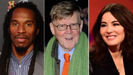 Benjamin Zephaniah, Alan Bennett and Nigella Lawson - who all turned down honours