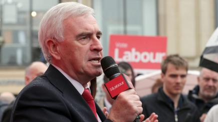 Hospital workers' strike action over low pay justified – McDonnell