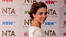 How actress Gemma Atkinson got into shape for Strictly Come Dancing