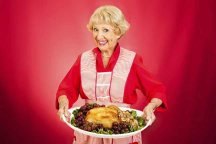 How Christmas dinner can make you look younger