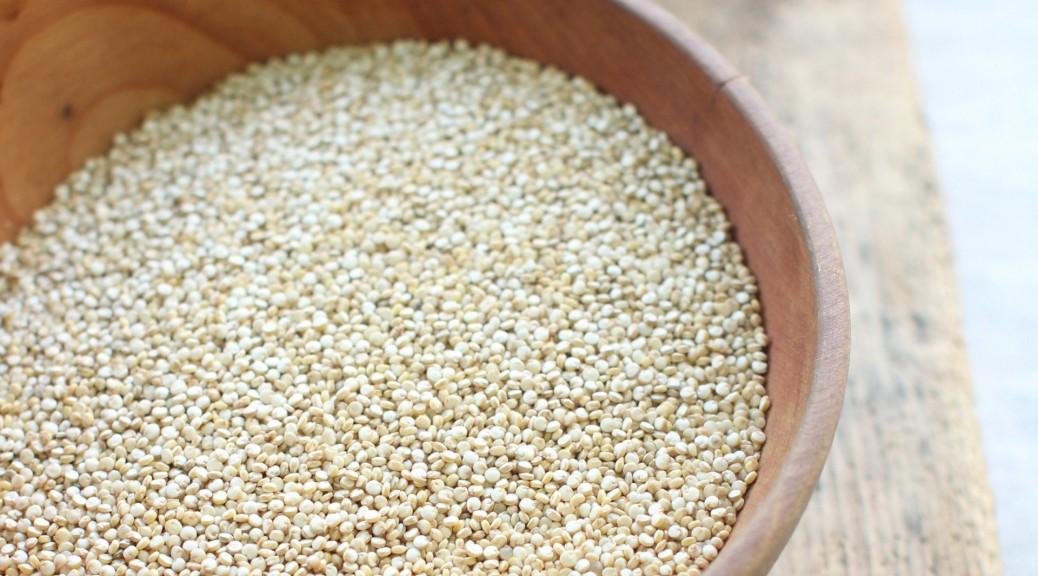 How do you actually pronounce quinoa? | BT