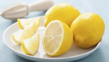 How to clean with lemons