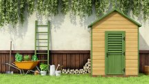 How to create a man-cave out of your shed