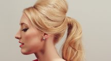 How to create the perfect 60s Bardot ponytail