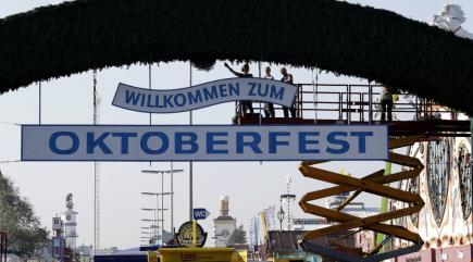 How to enjoy Oktoberfest without drinking any beer