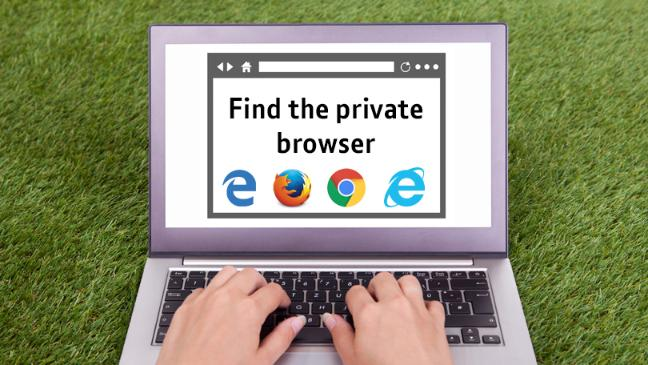 How to setup private browsing on any web browser