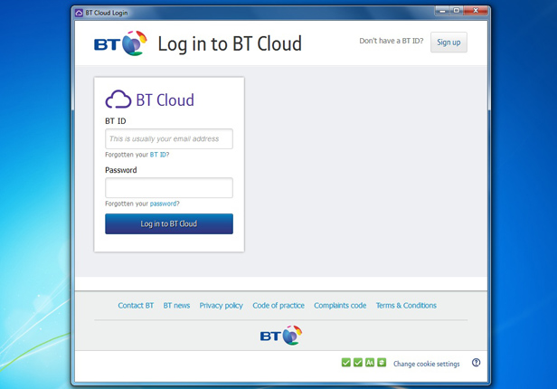 How to get BT Cloud 3