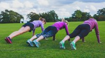 How to get in shape without joining the gym with bodyweight training