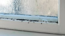 How to get rid of condensation