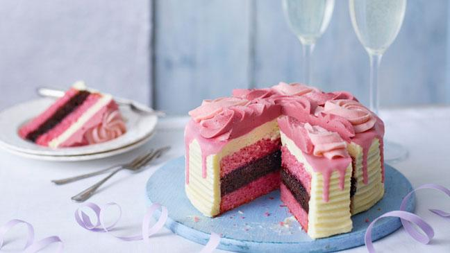Cake Decorating How To Ice A Cake Perfectly Every Time Bt