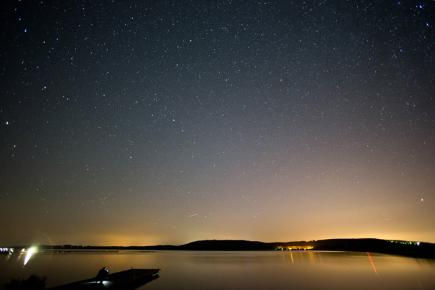 Starry Sky Brombachsee