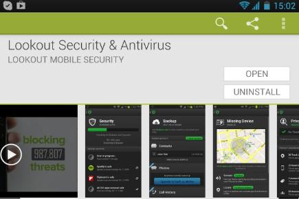 Install free antivirus software