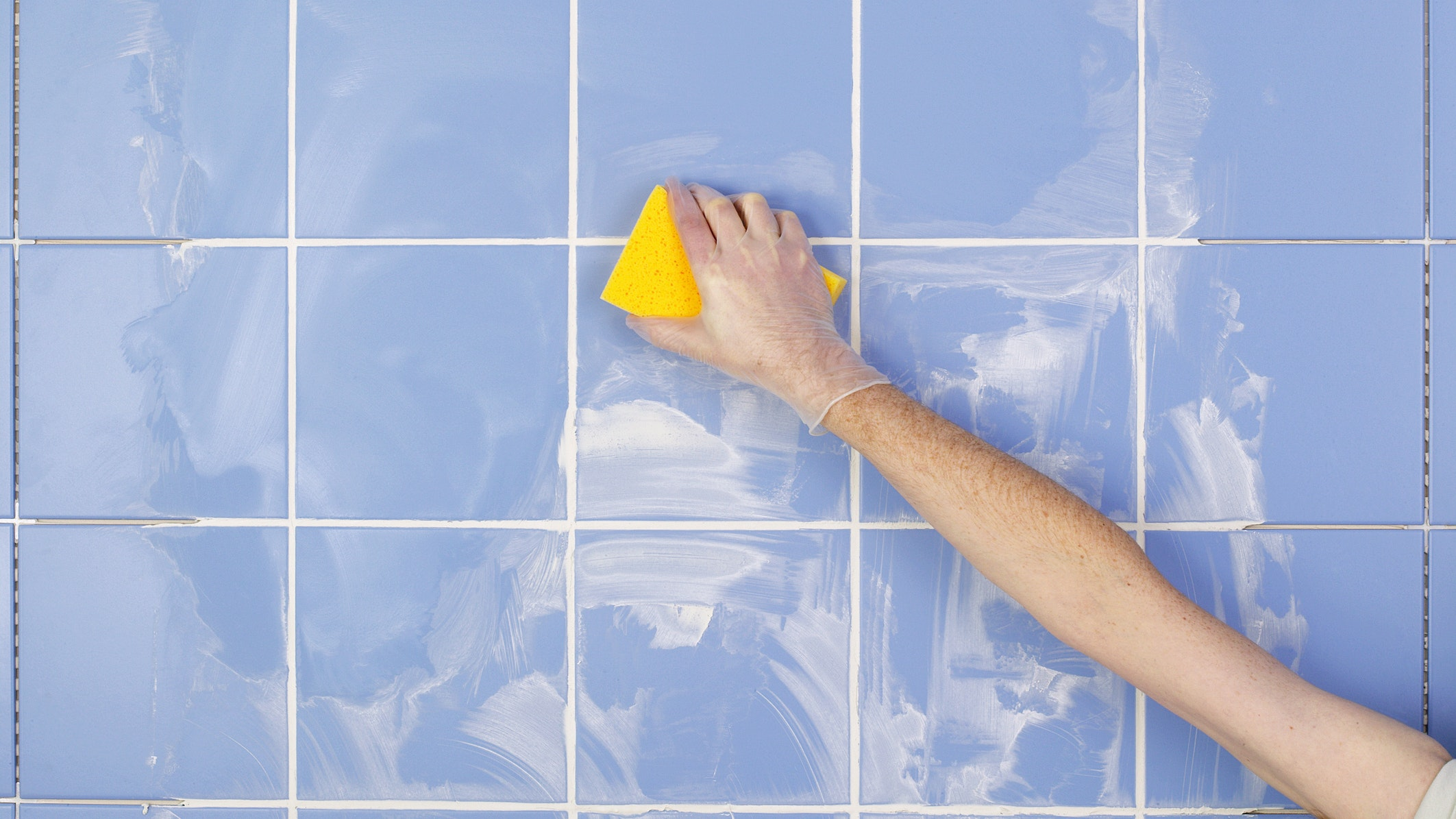 How to revamp your bathroom by re grouting tiles bt