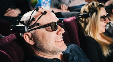 How watching 3D movies could be good for your brain