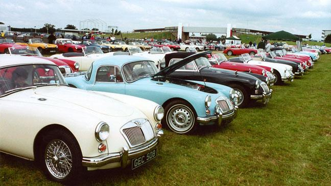 Love Classic British MGs Try Our Quiz And See How Much You Know BT - Sports cars quiz