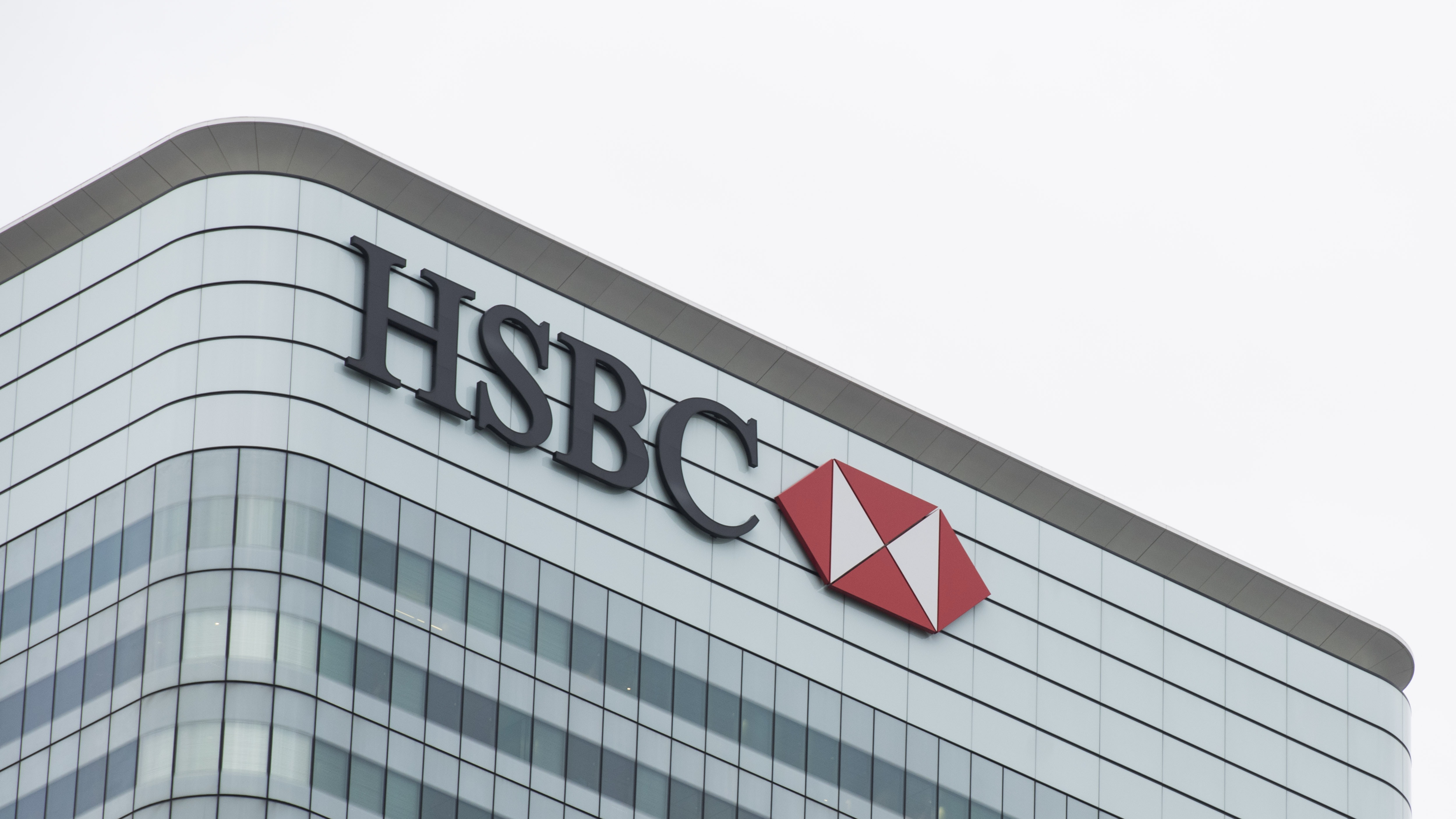 HSBC Bank reports a mean gender pay gap of 59% for 2017
