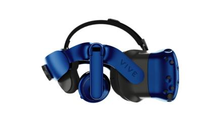HTC unveils Vive Pro its second generation virtual reality headset