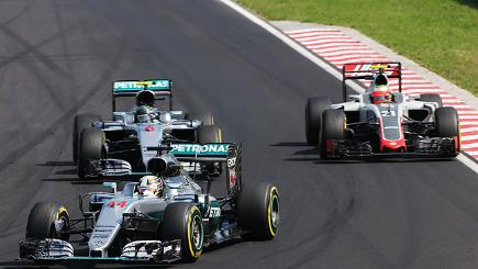 Hungarian Grand Prix: Result