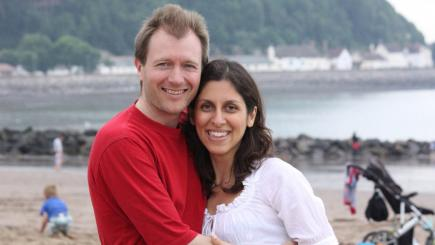 Husband of British woman jailed in Iran hopes to meet Boris Johnson