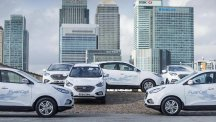 2014 Hyundai ix35 Fuel Cell