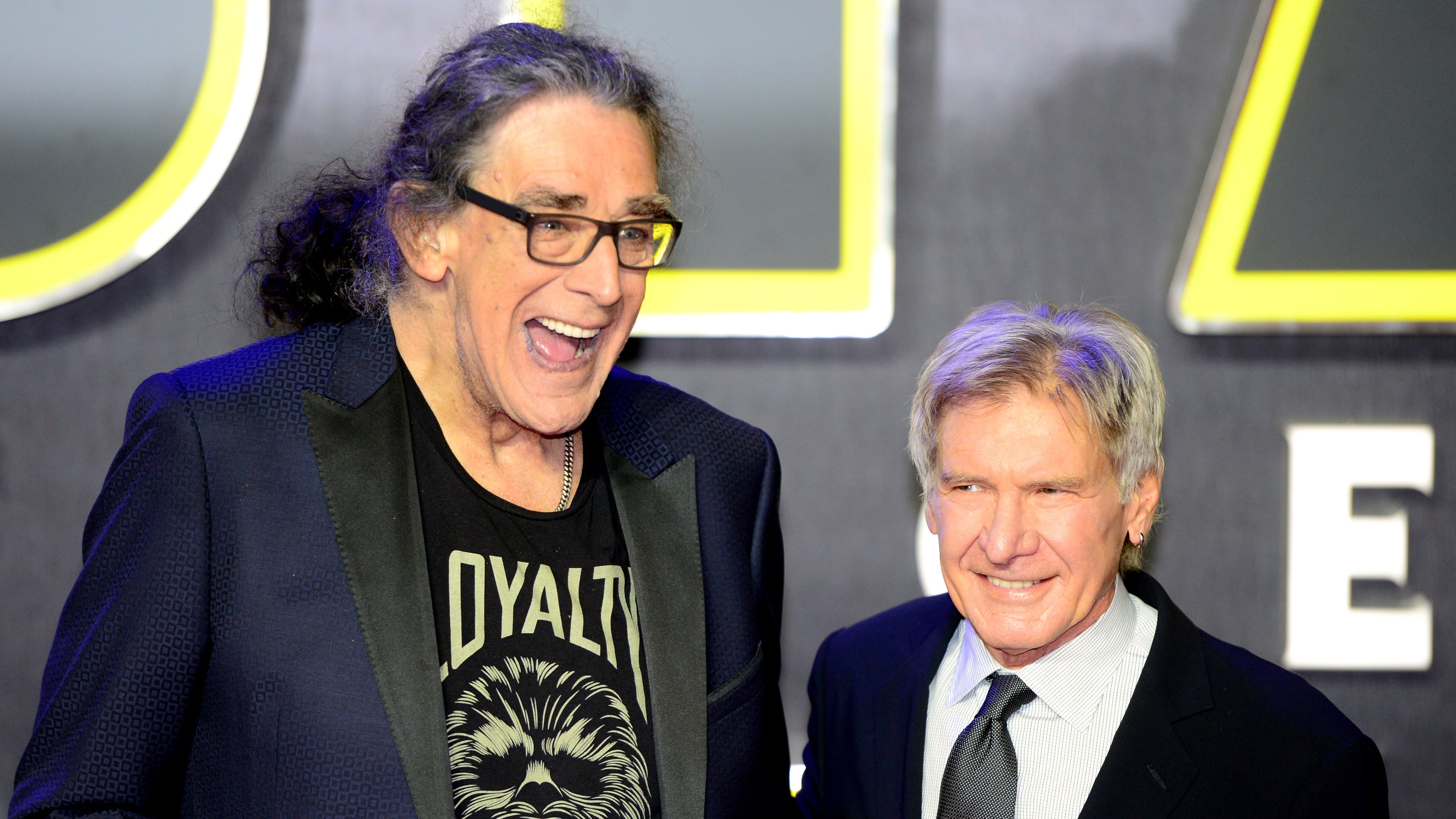 Harrison Ford Remembers Chewbacca Actor Peter Mayhew On 'Fallon'