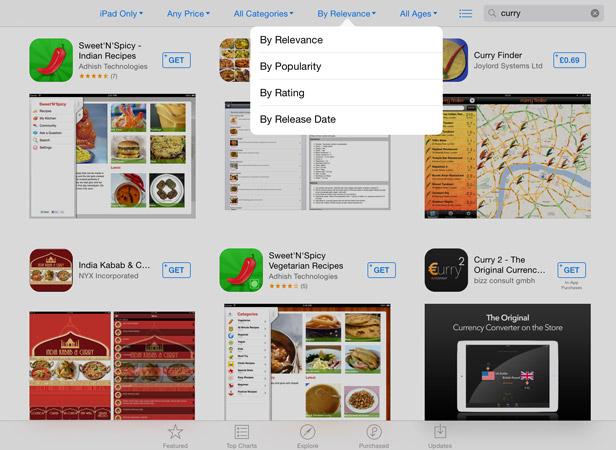 iPad apps 4 new