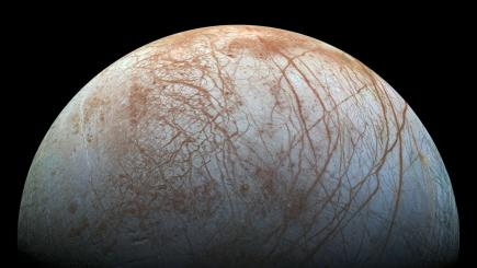 Ice shards 50ft tall may cover surface of Jupiter moon | BT