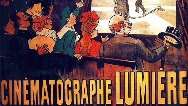Illustration of Lumiere film