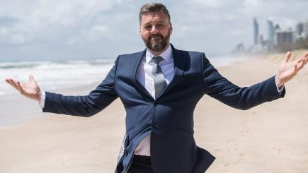 Who is Iain Lee? Meet the I'm A Celebrity contestant and ...