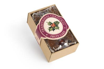 Imperial War Museum Christmas fruit cake
