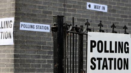 The UK election just got interesting