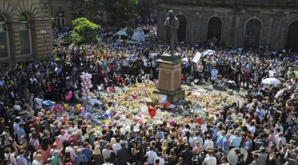 Minute's silence to be held for Manchester attack victims on Thursday morning