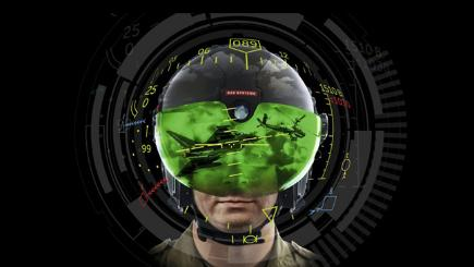 Inside the most advanced fighter pilot helmet