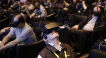 Intel held its entire CES press conference in virtual reality