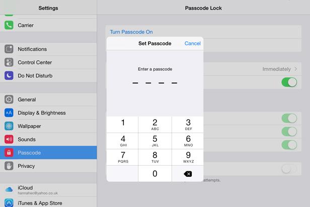 iPad thieves 4 new