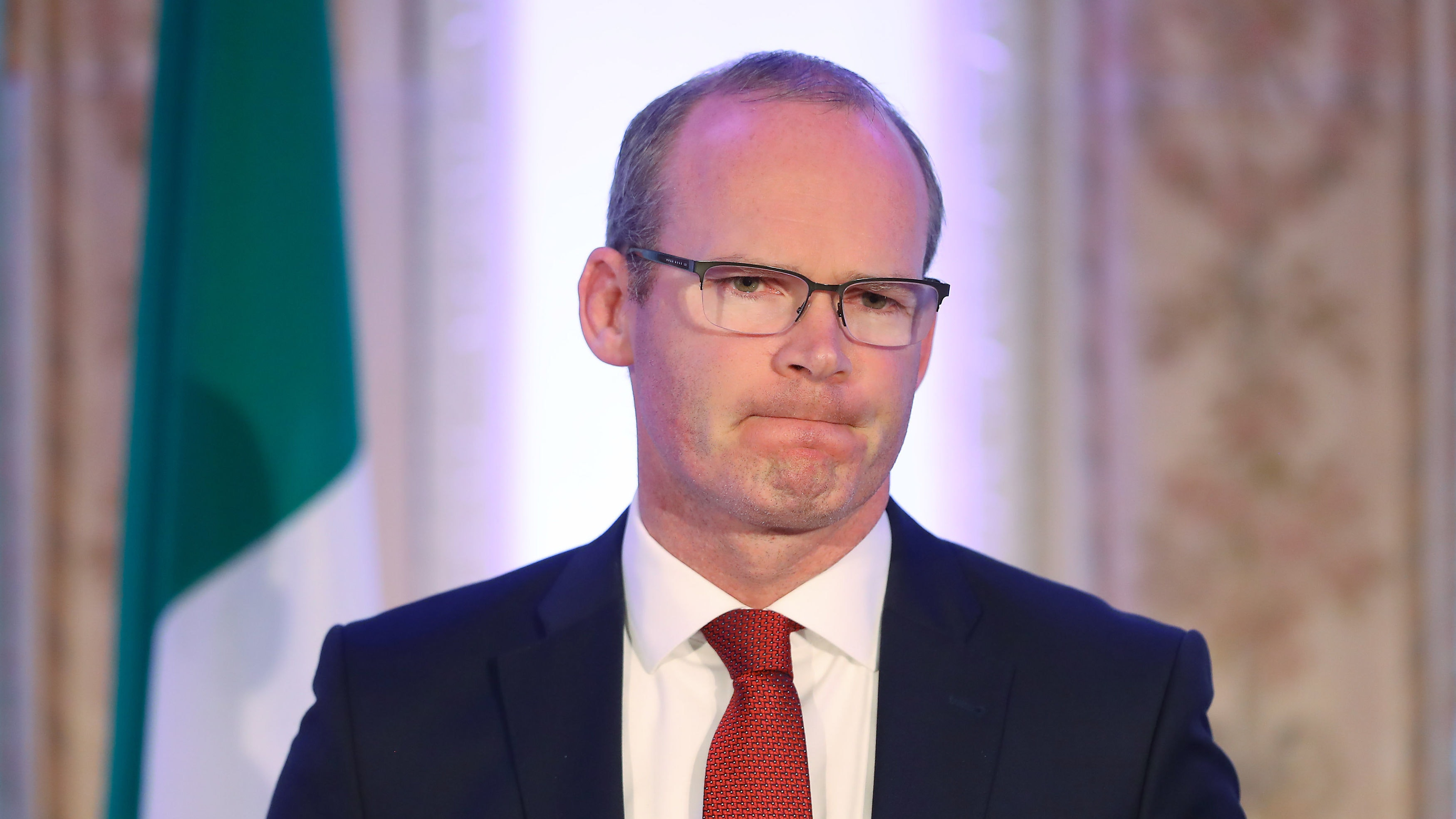Irish women are subject to British abortion law unless people vote to  return powers to their own country, the Irish deputy premier said.
