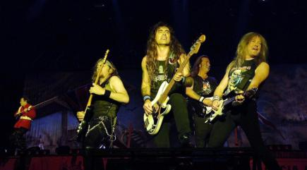 iron maiden praised for taking on online ticket touts bt. Black Bedroom Furniture Sets. Home Design Ideas