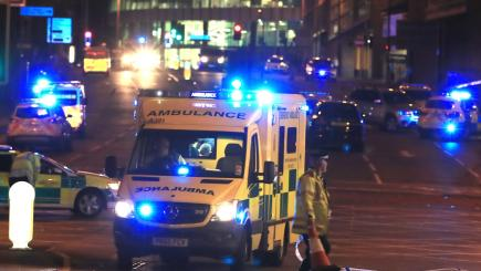 IS claims responsibility for Manchester atrocity which claims 22 lives