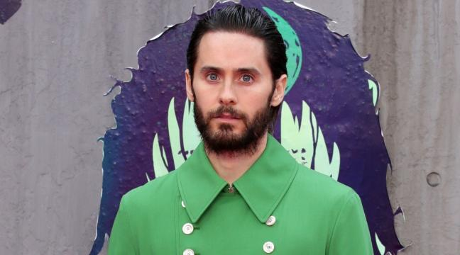 Is He Joker Ing Check Out Jared Leto S Bizarre Suicide
